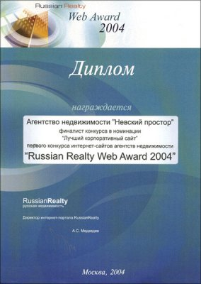 Russian Realty 2004